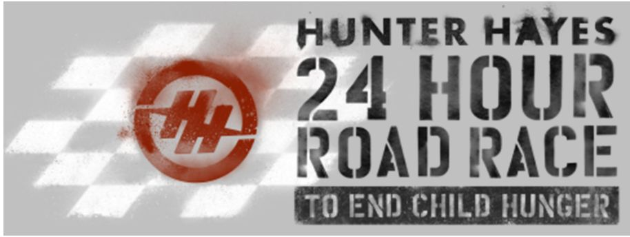 Hunter Hayes Announces '24 Hour Road Race' to End Child Hunger