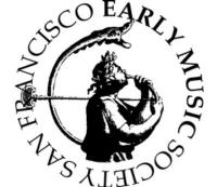The San Francisco Early Music Society Announces Upcoming Season