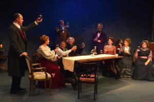 BWW Reviews: Open Fist Theatre Company's Must-See Musical, James Joyce's THE DEAD