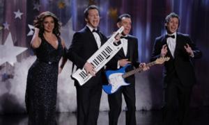 NBC's 'MAYA RUDOLPH' Tops ABC's 'Bachelorette'