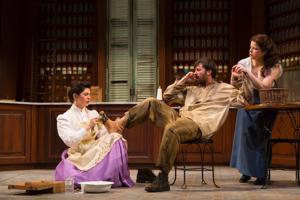 BWW Review: Loyalties Tested in BECOMING CUBA at Huntington Theatre Company