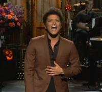 Bruno Mars-Hosted SNL Dominates Time Period
