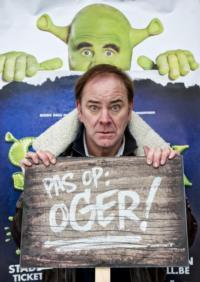 Chris van den Purpel Stars in Belgium's SHREK