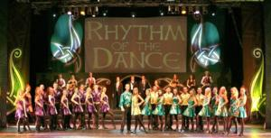 The National Dance Company of Ireland to Tour UK with RHYTHM OF THE DANCE, July 8