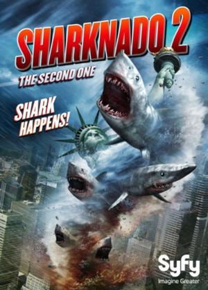 Syfy Orders Third SHARKNADO for Summer 2015
