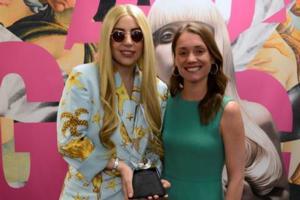 LADY GAGA Becomes RIAA's First Female Digital Diamond Award Recipient
