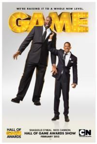 Shaquille O'Neal, Nick Cannon to Host Cartoon Network's Hall Of Game Awards