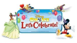 Disney On Ice's LET'S CELEBRATE! Coming to Taco Bell Arena, 10/19