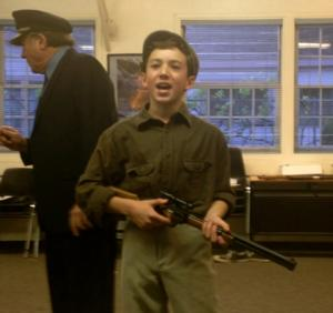BWW Blog: Food and Blood in BONNIE & CLYDE
