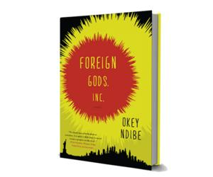 Okey Ndibe Releases New Book FOREIGN GODS, INC.