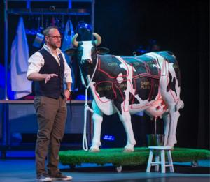 'ALTON BROWN LIVE!' Set for Morris Performing Arts Center, 11/3