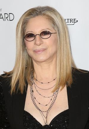 Barbra Streisand Attends Hollywood Reading for Next Directing Project