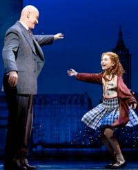 ANNIE's Anthony Warlow and Lilla Crawford Set for THE JOAN HAMBURG SHOW Today