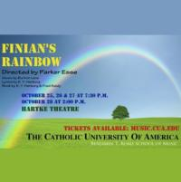 Parker Esse to Direct Benjamin T. Rome School of Music at Catholic University's FINIAN'S RAINBOW