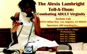 Alexis Lambright to Bring One-Woman Show to Hollywood Fringe, 6/13-27