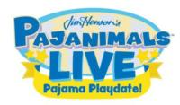 Playhousesquare Presents Pajanimals: Pajama Playdate, 4/27