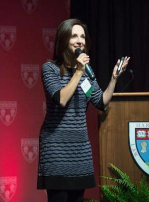 QUIET Author Susan Cain Receives Harvard Law School's 'Celebration 60' Award