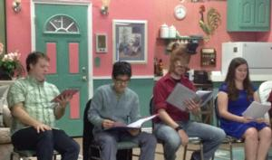 Carrollwood Players Present Black Coffee Staged Reading Series