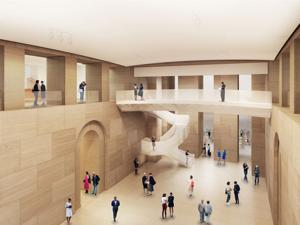 Philadelphia Museum of Art to Unveil Gehry Expansion, 7/1