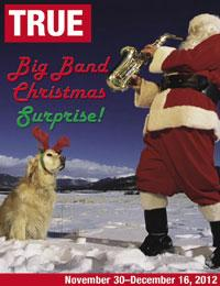 Tabard Theatre Company Presents BIG BAND CHRISTMAS SURPRISE!, 11/30-12/16