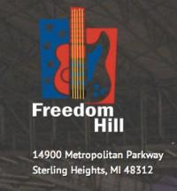 Freedom Hill Amphitheatre Sets Grand Opening for Summer 2013