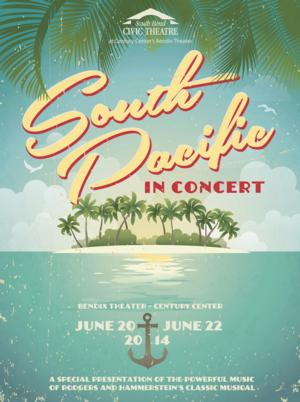 South Bend Civic Theatre to Present SOUTH PACIFIC: IN CONCERT, 6/20-22