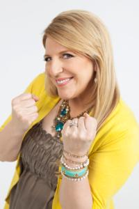 Lisa Lampanelli Performs at Apollo Theater, 1/30