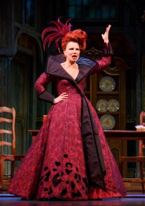 Fran Drescher to Reprise Role in CINDERELLA at the Ahmanson This Month