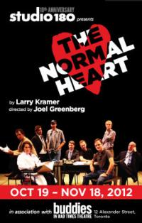 BWW Interviews: Martin Happer on Studio 180 Theatre's THE NORMAL HEART
