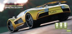 Documentary RACING THRU THE FOREST Set for 64th Annual Pebble Beach Concours d' Elegance