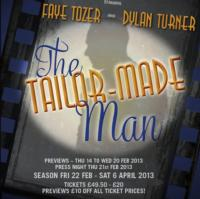 Mike McShane Joins Faye Tozer and Dylan Turner in London's THE TAILOR-MADE MAN