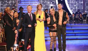 ABC's DANCING WITH THE STARS Closes Gap with 'The Voice'