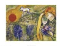 BandagedEar.com Expands Inventory of Marc Chagall Art Prints