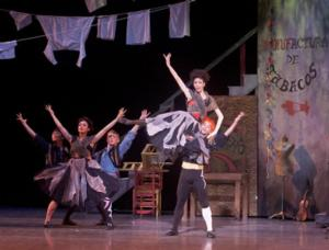 Ballet San Jose Announces International Tour of CARMEN with Natalia Osipova and Ivan Vasiliev, 7/25-8/9