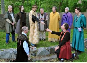 Arden Shakespeare Gild Presents Shakespeare's RICHARD II, Now thru 6/28