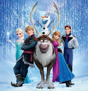 Disney's FROZEN is Officially Highest Grossing Animated Film Internationally