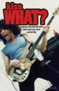 Introducing a New Book, KISS WHAT? by Former Rock Star