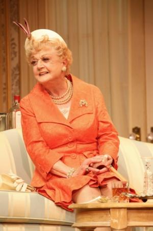 Angela Lansbury 'Likes the Idea' of Doing THE CHALK GARDEN