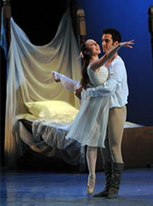 American Repertory Ballet Announces 2013-14 Season - ROMEO AND JULIET, NUTRACKER & More!