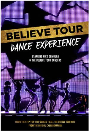 Learn to Dance Like Justin Bieber with Believe Tour Dance Experience, Coming to DVD/Blu-ray, 8/12