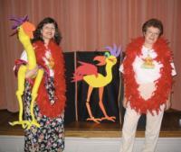 Pumpkin Theatre Presents World Premiere of QUEST OF THE ZIZ BIRD, Opening 1/26