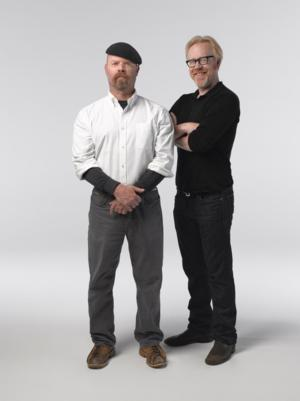 MYTHBUSTERS: BEHIND THE MYTHS Coming to Orleans Arena Today