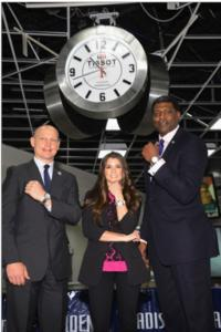 Swiss Watchmaker Tissot Reveals New Watches In Partnership with Madison Square Garden