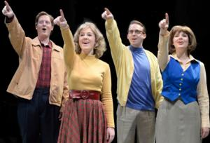 BWW Reviews: MERRILY WE ROLL ALONG a Triumphant Production of Seldom-Produced Sondheim
