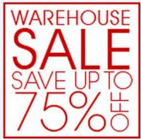 Daily Deal 1/18/13: Scoop Warehouse Sale