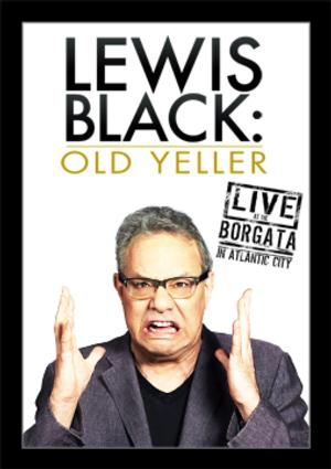 LEWIS BLACK LIVE Pay-Per-View Special Coming 8/24