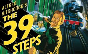 THE 39 STEPS Comes to Olathe Civic Theatre Association, 4/25-5/11