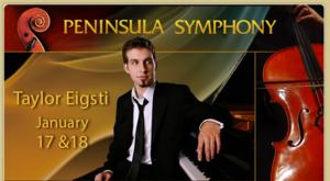 The Peninsula Symphony Orchestra Celebrates Three Eras of Jazz and Symphonic Synergy with Concerts, 1/17-1/18