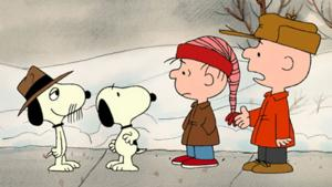 ABC Airs I WANT A DOG FOR CHRISTMAS, CHARLIE BROWN! Tonight