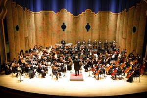 The Richmond Symphony Presents a Free Concert at Pocahontas State Park With the 392nd Army Band and Battery, 5/11